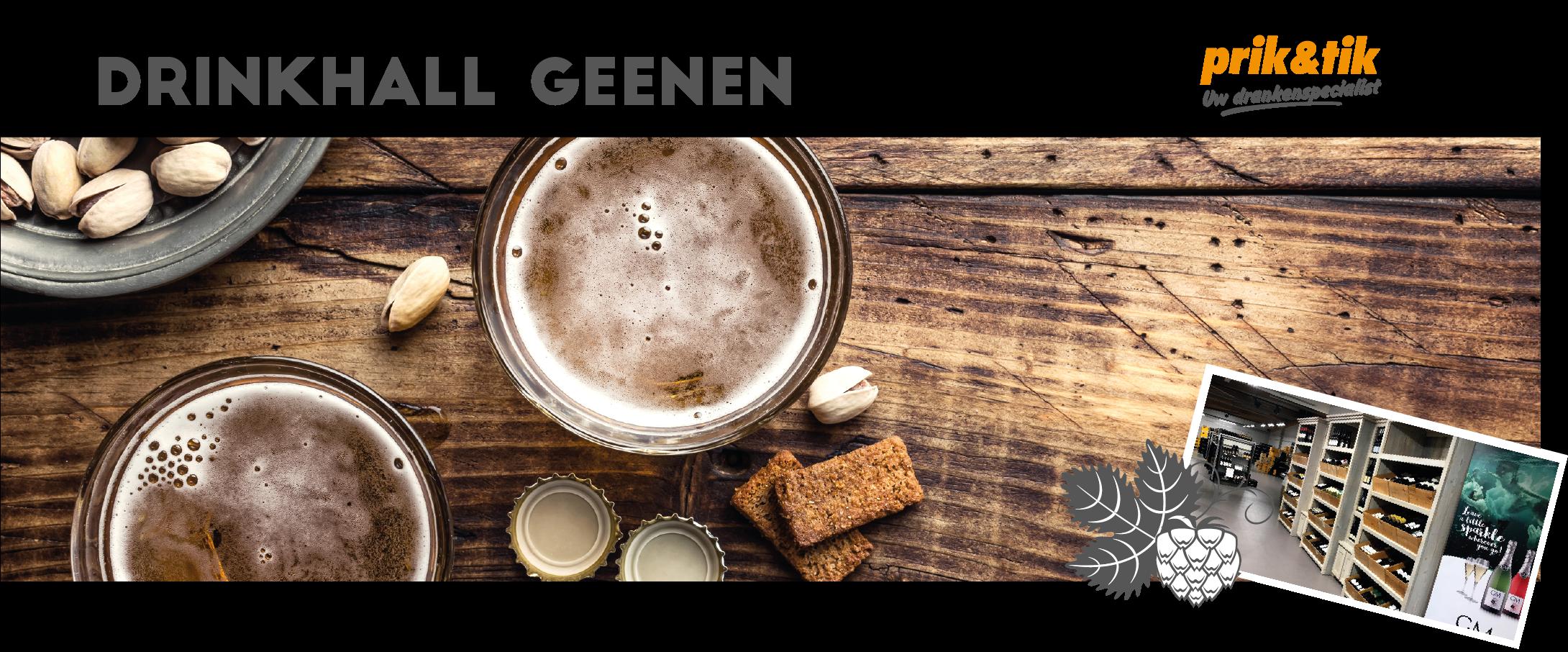 DRINKHALL GEENEN